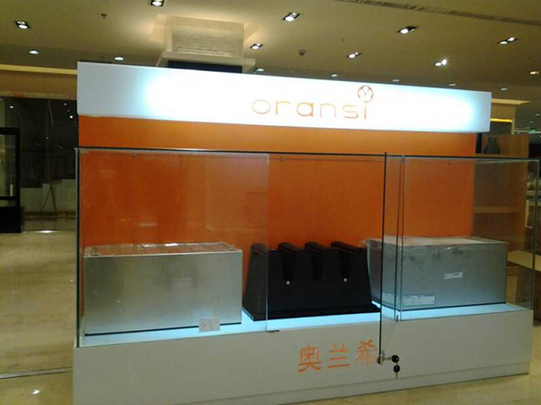 Oransi Air Purifiers On Display In China